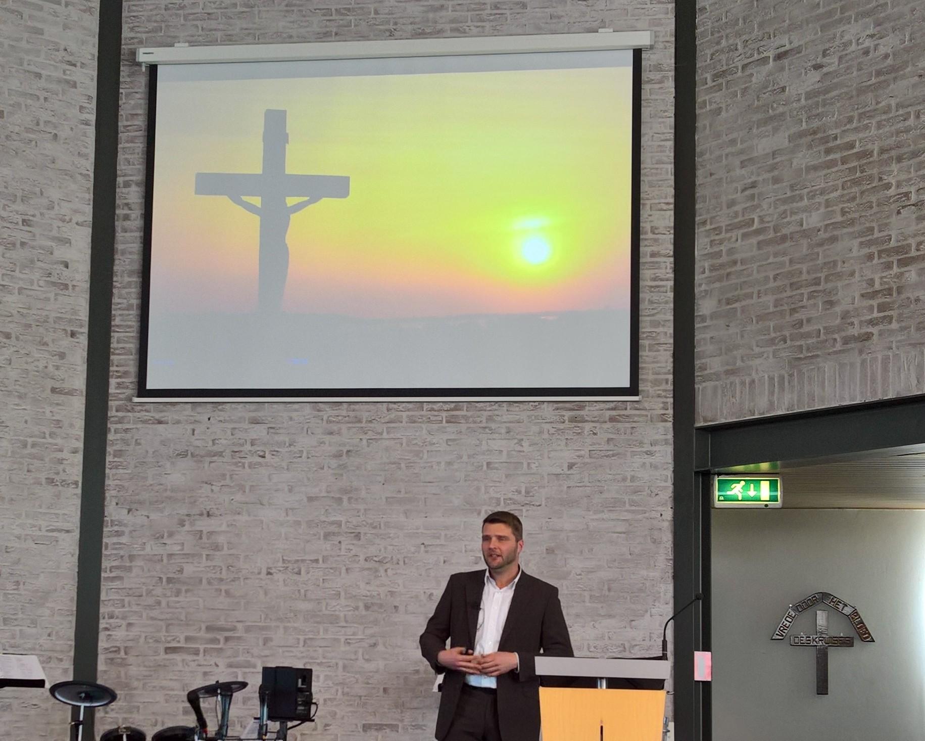 ik ben de kerk, deel 3: voorkeuren en verlangens, de gezindheid van Christus